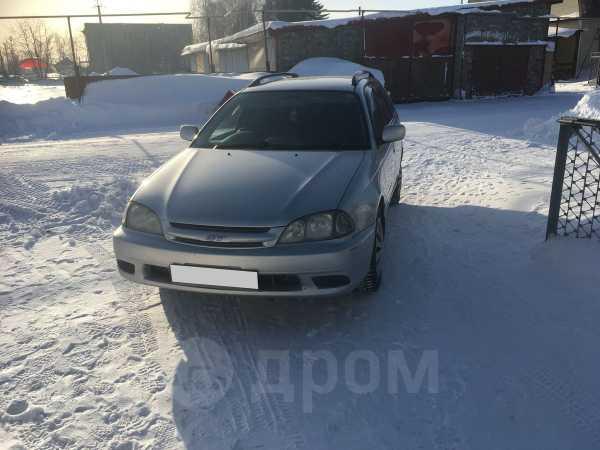 Toyota Caldina, 2002 год, 345 000 руб.