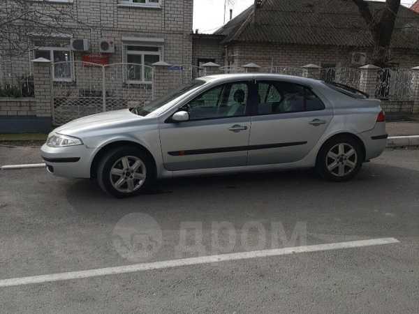 Renault Laguna, 2001 год, 170 000 руб.