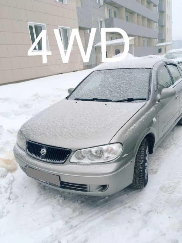 Nissan Bluebird, 2003 год, 260 000 руб.