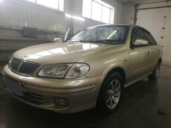 Nissan Bluebird Sylphy, 2002 год, 185 000 руб.