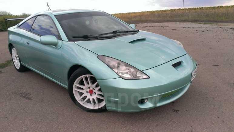 Toyota Celica, 2003 год, 380 000 руб.