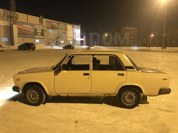 Лада 2107, 1995 год, 21 000 руб.