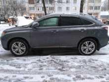 Москва RX450h 2012
