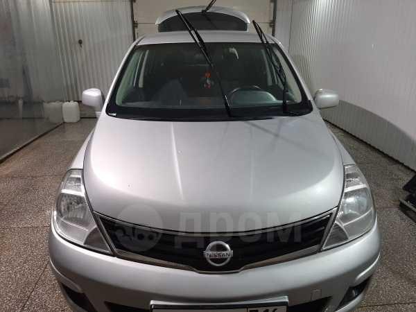 Nissan Tiida, 2012 год, 405 000 руб.