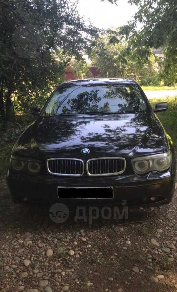 BMW 7-Series, 2005 год, 250 000 руб.
