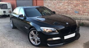 Грозный BMW 7-Series 2011