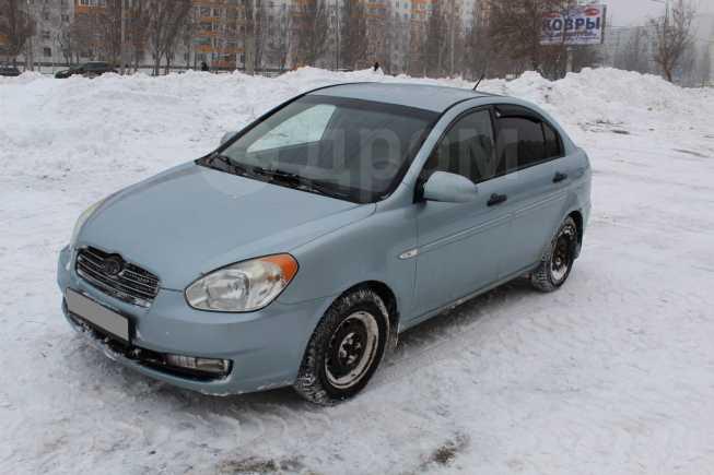 Hyundai Verna, 2006 год, 199 000 руб.