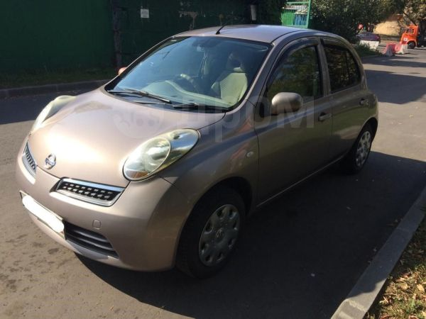 Nissan March, 2008 год, 245 000 руб.