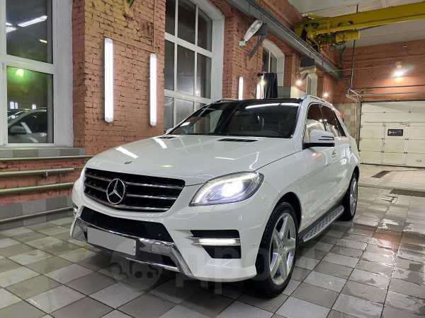 Mercedes-Benz M-Class, 2012 год, 1 520 000 руб.