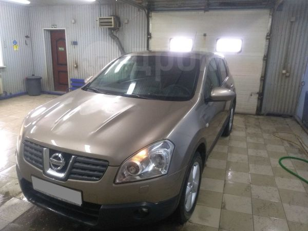 Nissan Qashqai, 2008 год, 549 999 руб.