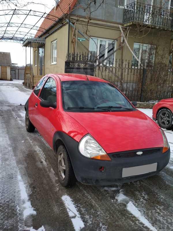 Ford Ka, 1998 год, 100 000 руб.