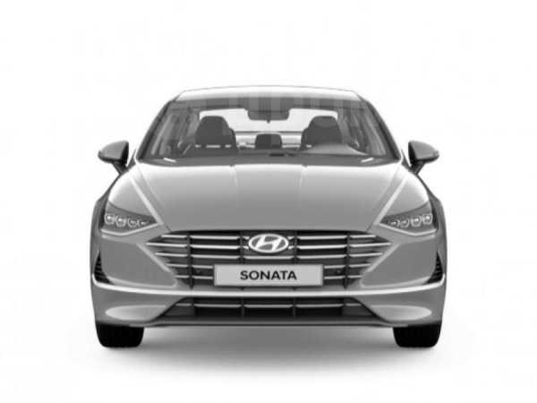 Hyundai Sonata, 2019 год, 1 877 173 руб.