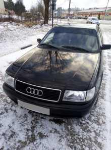 Починок Audi 100 1991