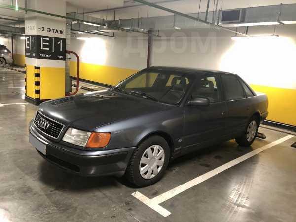 Audi 100, 1991 год, 199 000 руб.