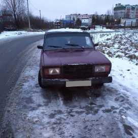 Великий Новгород Лада 2107 2006