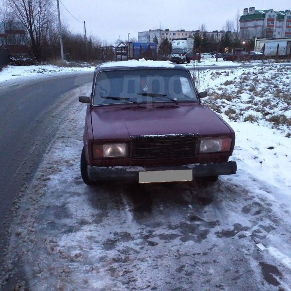 Лада 2107, 2006 год, 30 000 руб.