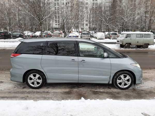 Toyota Estima, 2008 год, 890 000 руб.