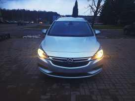 Железногорск Opel Astra 2016