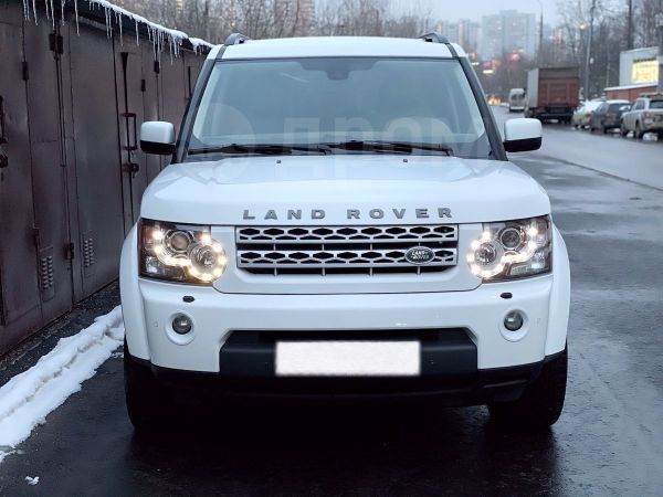 Land Rover Discovery, 2012 год, 1 520 000 руб.