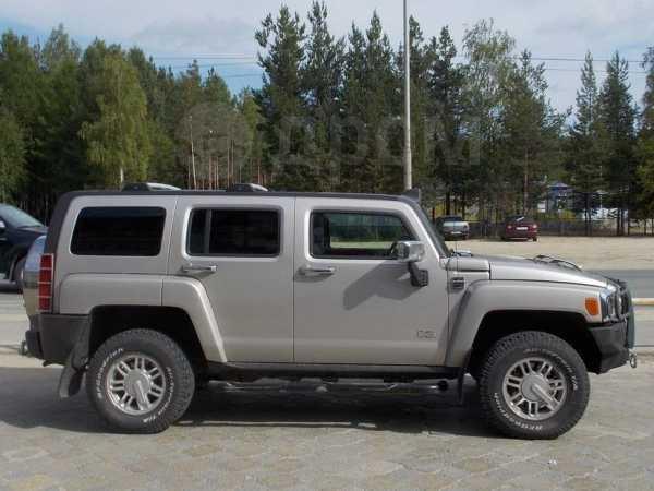 Hummer H3, 2007 год, 850 000 руб.