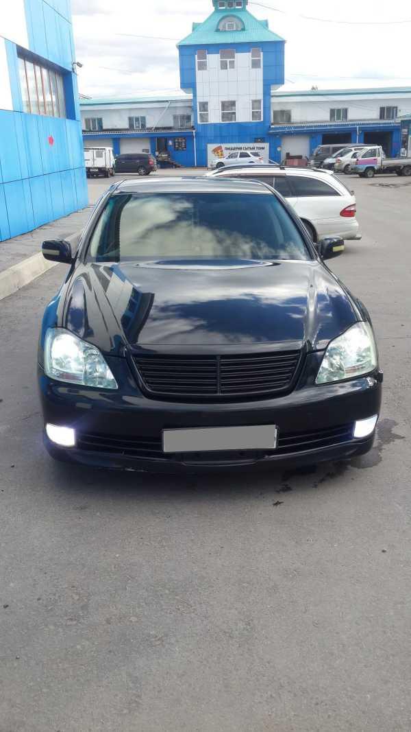 Toyota Crown, 2004 год, 635 000 руб.