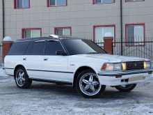 Уссурийск Toyota Crown 1989