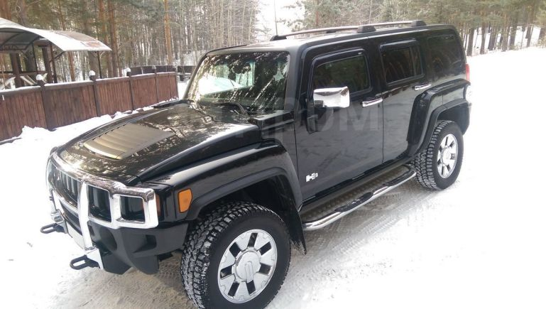 Hummer H3, 2008 год, 1 200 000 руб.