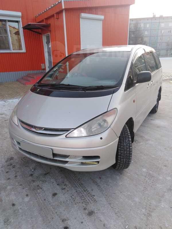 Toyota Estima, 2000 год, 510 000 руб.