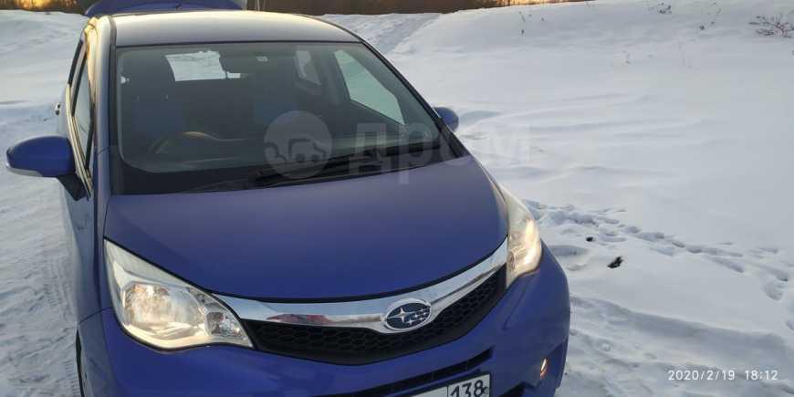 Subaru Trezia, 2011 год, 545 000 руб.