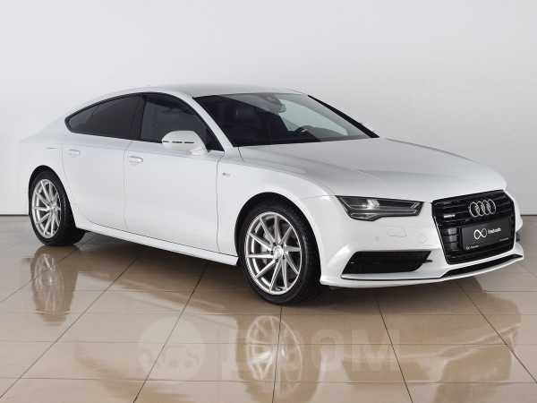 Audi A7, 2016 год, 2 300 000 руб.