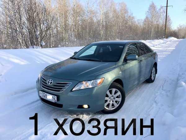 Toyota Camry, 2008 год, 599 000 руб.