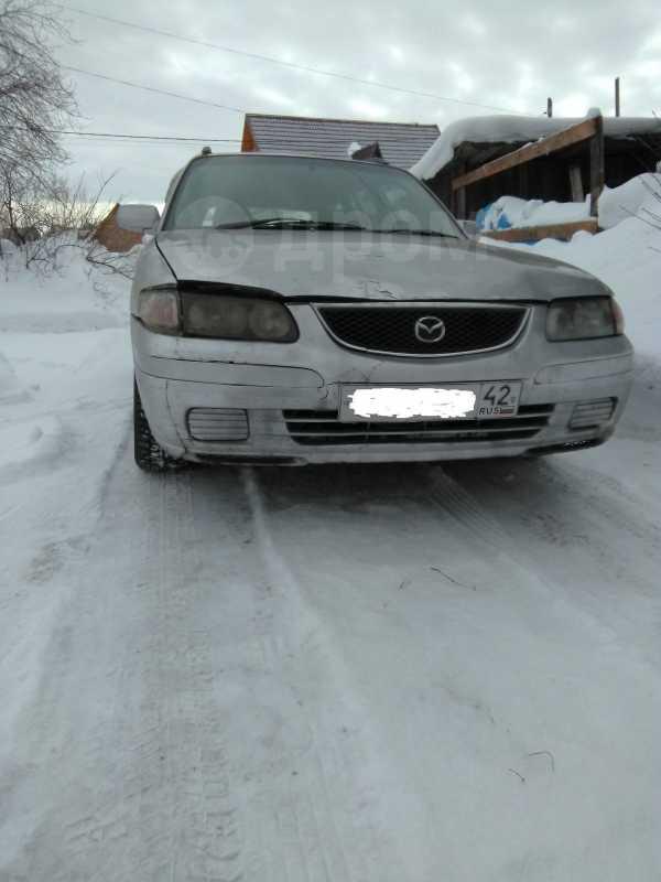 Mazda Capella, 1998 год, 145 000 руб.