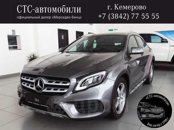 Mercedes-Benz GLA-Class, 2019 год, 2 300 000 руб.