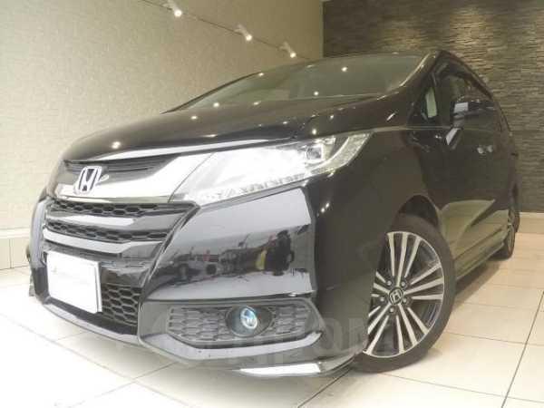 Honda Odyssey, 2016 год, 1 170 000 руб.