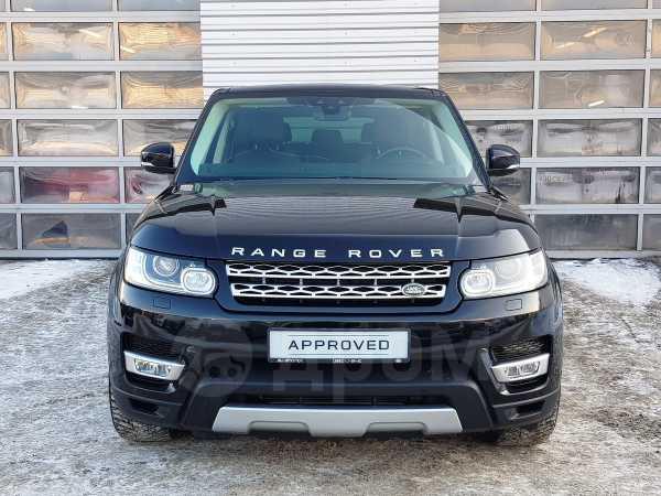 Land Rover Range Rover Sport, 2017 год, 3 375 000 руб.