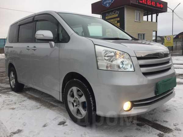 Toyota Noah, 2008 год, 760 000 руб.