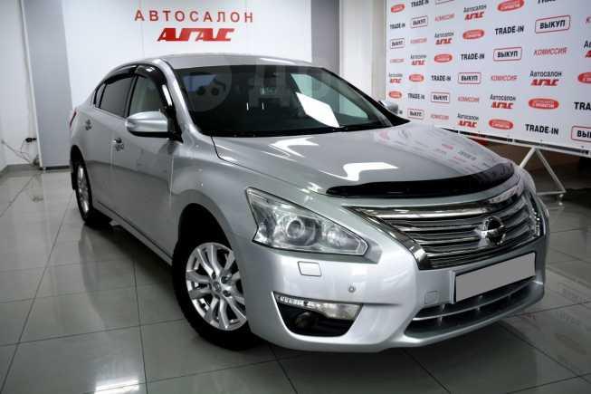 Nissan Teana, 2015 год, 859 900 руб.