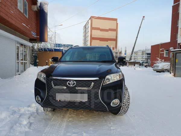 Toyota Vanguard, 2009 год, 900 000 руб.