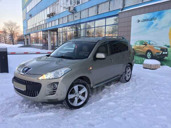 Peugeot 4007, 2009 год, 560 000 руб.