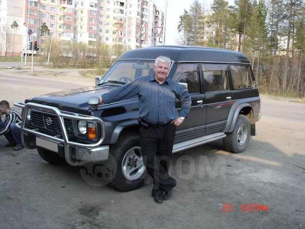 Nissan Safari, 1993 год, 1 200 000 руб.