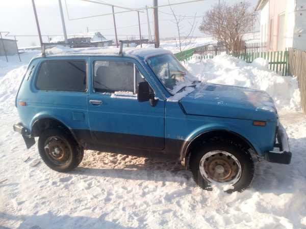 Лада 4x4 2121 Нива, 1981 год, 50 000 руб.