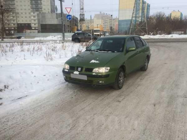 SEAT Cordoba, 1999 год, 100 000 руб.