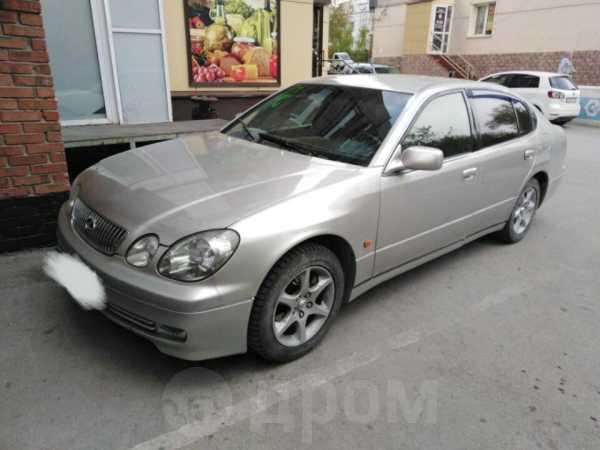Lexus GS300, 2002 год, 380 000 руб.