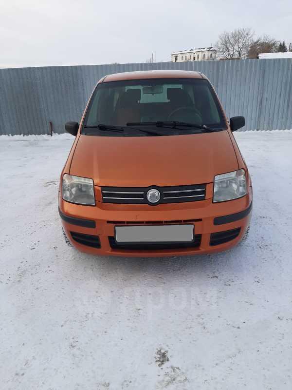 Fiat Panda, 2008 год, 209 000 руб.