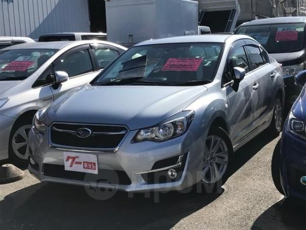Subaru Impreza, 2016 год, 870 000 руб.