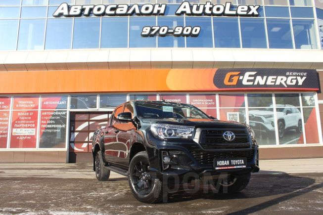 Toyota Hilux Pick Up, 2019 год, 2 910 000 руб.