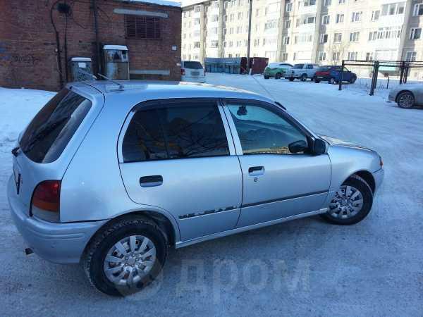 Toyota Starlet, 1996 год, 145 000 руб.