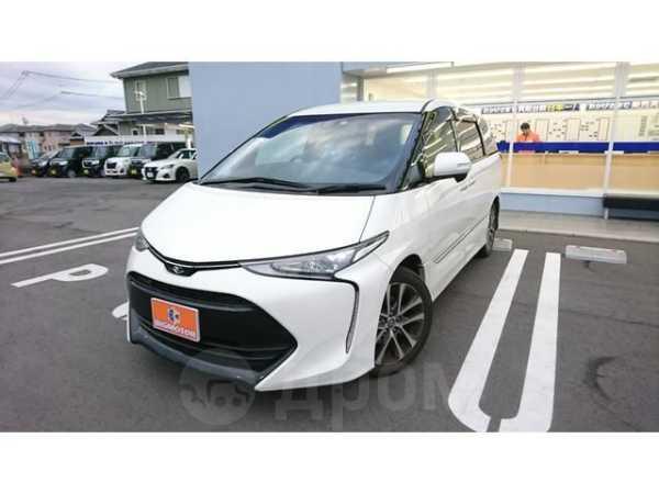 Toyota Estima, 2017 год, 1 170 000 руб.