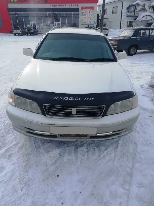 Toyota Mark II Wagon Qualis, 1997 год, 320 000 руб.