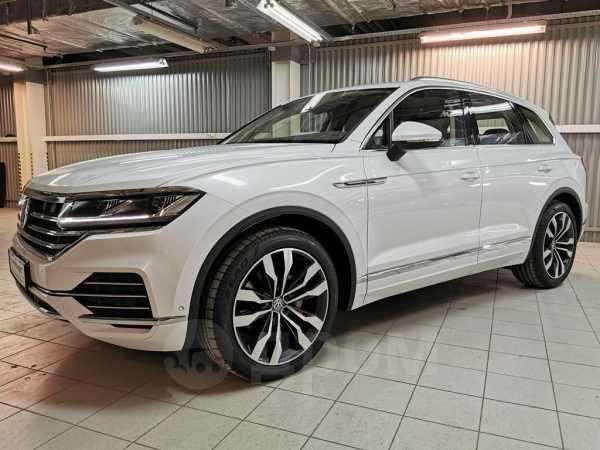 Volkswagen Touareg, 2019 год, 3 999 000 руб.